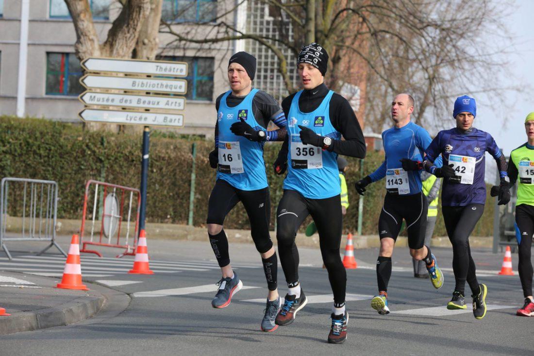 Semi-marathon de Dunkerque 2018