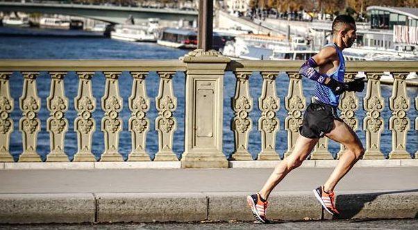 Mondhir Marathon de Paris